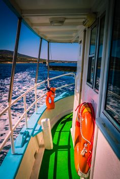 Sailing from Latchi to Polis, Cyprus