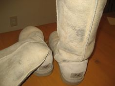Dirty Uggs