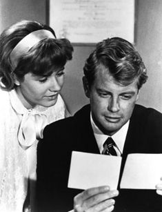 "With Troy Donahue in a 1965 episode of THE PATTY DUKE SHOW...""Operation: Tonsils."""