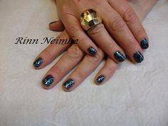 Rock royalty & Hotski Cnd Shellac, Natural Nails, Royalty, Rock, Beauty, Royals, Skirt, Locks, Cosmetology