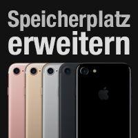 iPhone Speicherplatz erweitern