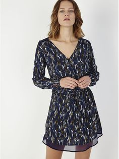 Marie Sixtine Anita Dress   Maze Clothing