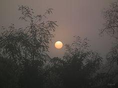 Movimentos de luz - fotografia: amanhecer