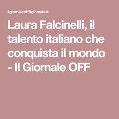 Laura Falcinelli, il talento italiano che conquista il mondo - Il Giornale OFF