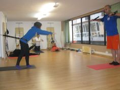 Curso de Pilates Springboard EVO-T Nivel I Ponferrada nov 2013