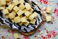 White Chocolate Fudge!