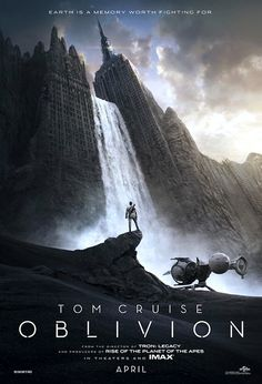 Oblivion Official Trailer #1 Tom Cruise Sci-Fi Movie HD | Hollywoodland Amusement And Trailer Park
