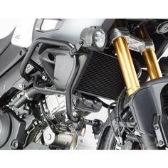 SW-MOTECH Crash Bars Engine Guards for Suzuki V-Strom 1000 '14-'16 | TwistedThrottle.com