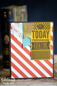 2014 Convention Displays Day 1-Quick Post | Creations by Mercedes Weber Amazing Birthday Stamp Set