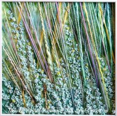 ♒ Enchanting Embroidery ♒ embroidered grasses | smallsagebluegrass1