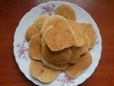 Ala'Antkowe BLW – przepisy BLW : Puszyste placki z kaszki manny Polish Food, Polish Recipes, Crepes, Baby Food Recipes, Pancakes, Menu, Breakfast, Fit, Recipes For Baby Food