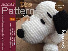 Amigurumi Tutorial Snoopy : Crochet snoopy diy's!!!!! pinterest snoopy crochet and amigurumi