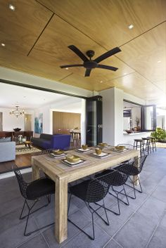 Clarendon Homes' Cisco 37 - Alfresco dining