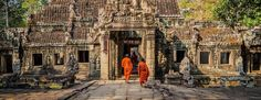 A comprehensive budget travel guide to Cambodia with tips and advice on things to see and do, ways to save money, where to stay, and cost information.