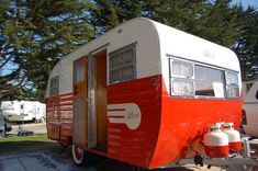 Vintage Aljoa Trailer Pictures and History, from OldTrailer.com