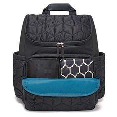 BuySkip Hop Pack And Go Backpack Changing Bag, Black Online at johnlewis.com