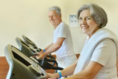 For the elderly, even six seconds of intense exercise has been found to increase overall health.