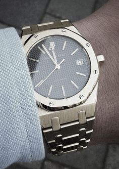 Arm Candy for Men: Audemars Piguet