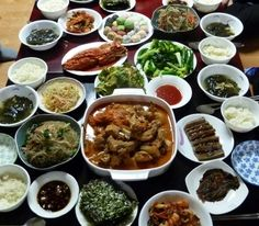 In Korea, take cues from your elders.   17 Surprising Food Etiquette Rules From Around The World