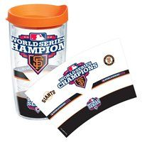 Tervis Tumbler San Francisco Giants 2012 MLB World Series Champions 16oz. Wrap Tumbler w/ Lid