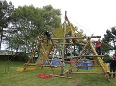 Image result for scouts pioneering images