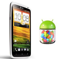 awesome HTC One X Android 4.1 Update Coming Next Month