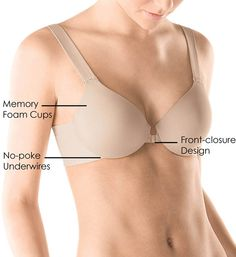6c7421025a SPANX Bra-llelujah Full Coverage Front-Closure Bra 216 - SPANX Bras Bra Shop