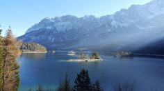 A picture i took in November at Eibsee Germany [OC] [53122988] #reddit