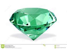 Photo about An emerald on white background. Image of brilliant, jewel, gift - 19701563 Emerald Gemstone, Gemstone Jewelry, Diamond Wallpaper, Burnt Orange Dress, Gems And Minerals, Jewelry Design, Designer Jewelry, Presentation Templates, Bellisima