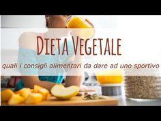 Quali sono i consigli alimentari da dare ad uno sportivo che vuole approciarsi a una dieta vegetale?