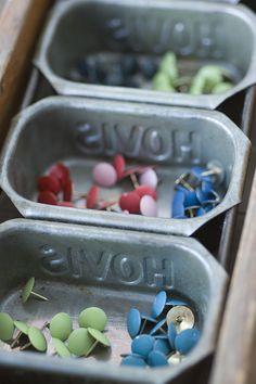 DIY - Spray Painting Thumbtacks Step-by-Step Tutorial