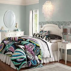 1000 images about bedspreads black on pinterest comforter sets comforter and teen girl - Cute bed sets tumblr ...