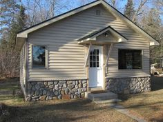 Grand Rapids Vacation Rental - VRBO 441645 - 2 BR Northeast Cabin in MN, Rent One or Both on Beautiful Deer Lake!