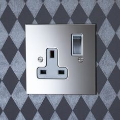 A full range of socket outlets and fused connections are available in all finishes. Socket types include TV, telecom, data, audio, shaver and floor sockets.
