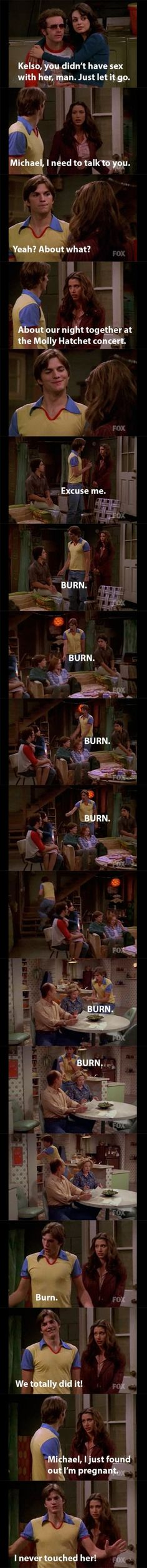 Dump A Day Random Funny Pictures - 69 Pics That 70s Show, 70 Show, Dump A Day, Humor Mexicano, Just Let It Go, Tv Quotes, Movie Quotes, Best Tv Shows, Movies Showing