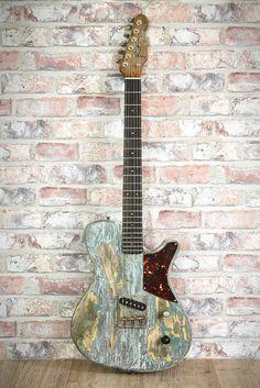 Girault Origin 2016 relic | Girault Guitars | Reverb