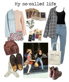 """""""Untitled #10"""" by alexmazarakh on Polyvore featuring Valentino, Topshop, Yeezy by Kanye West, Monet, BKE core, American Apparel, Madewell, Dr. Martens, Scotch & Soda and Mahi"""