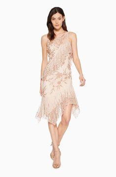 31845d83 Milly Sequined Velvet Fractured Bias Slipdress | 2018 | Fashion ...