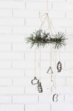 Christmas | Xmas | Jul | Noel. DIY: Decoration