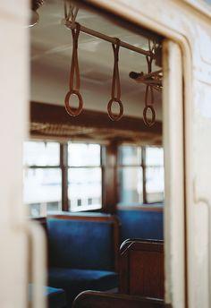 japanese passenger train car interior