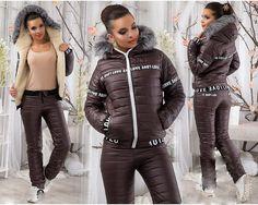 Women Sheepskin Winter Waterproof Ski Snowboard Sportswear Suit
