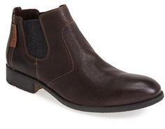 $259, Memphis Chelsea Boot by Lloyd. Sold by Nordstrom. Click for more info: http://lookastic.com/men/shop_items/172947/redirect