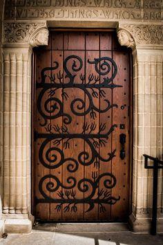 Door, Doorways, Portals, Puerto, Architecture, Shove Chapel, Churches