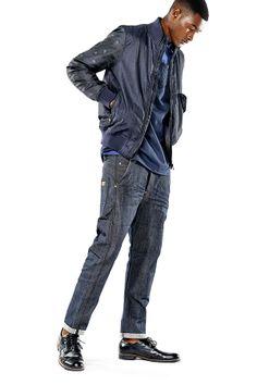 The G-Star men's Faeroes. Fasion, Men's Fashion, G Star Men, G Star Raw Jeans, Denim Pants, Catwalk, Streetwear, Celebrity Style, Bomber Jacket
