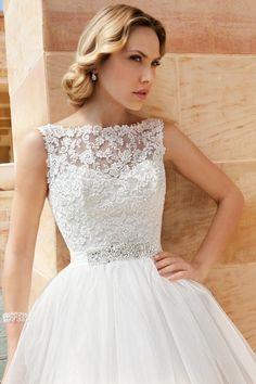 Mooi trouwkleed