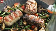 BAMS-BBQ-AKADEMIE Saugutes Iberico-Schwein