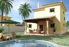 simple design villa