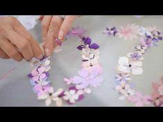 GEORGES HOBEIKA - Mains précieuses Haute Couture Autumn Winter 2016-17 - YouTube