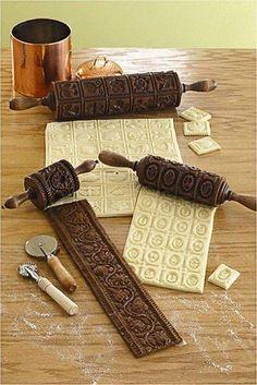 Скалки для печенья. - Ярмарка Мастеров - ручная работа, handmade