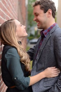 Capitol Hill engagement session in DC